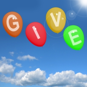 give by Stuart Miles