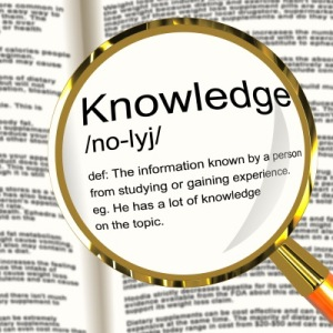 Knowledge magnifier by Stuart Miles