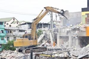 demolition by surachai