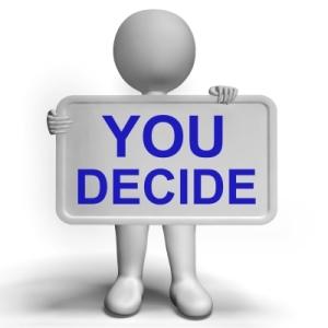 decide by Stuart Miles